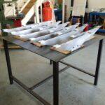 Base Frame Production
