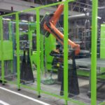 Engel Cell with Kuka KRC4