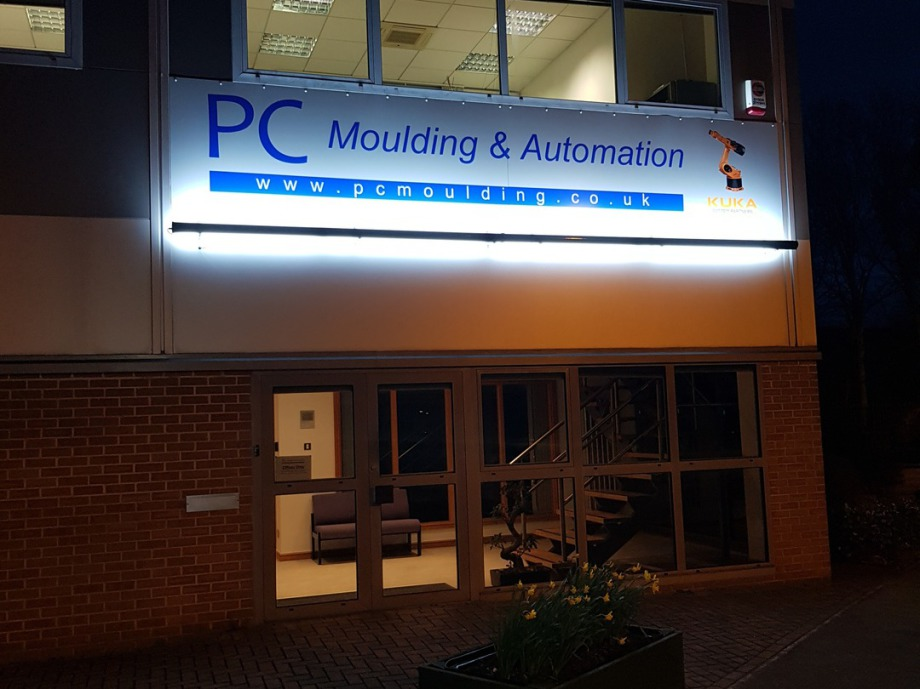 PC Moulding & Automation Moved