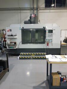 5 Axis Haas CNC machine